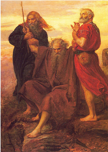 Moses-Aaron-and-Hur