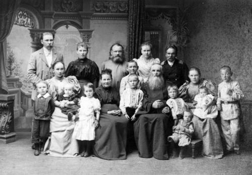 Семейный кризис в России: итоги столетия 1917 – 2017.