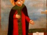 О почитании в Преображенской церкви села Большие Вязёмы преподобного отрока Боголепа, Черноярского и Астраханского.