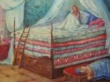 Беседы о литературе. Золотая детская библиотека. Учимся понимать книги. Выпуск 3-й. Ханс Кристиан Андерсен. Принцесса на горошине.