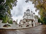 История Преображенской церкви села Большие Вязёмы.