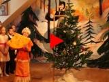 Рождественский праздник. Ворона и лисица.