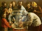 Присутствие родителей при крещении младенца