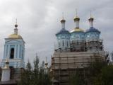 Храм в поселке