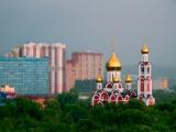 Режим самоизоляции в Одинцовском городском округе.