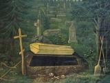 Звенигородский некрополь. Исторические кладбища города и округи