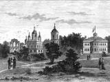 Из ранней истории Преображенского храма в Вязёмах.