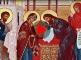 Слово на Праздник Сретения Господня