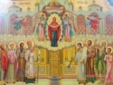 Покров Пресвятой Богородицы. Фильм учеников Воскресной школы.