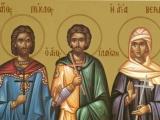 Святые мученики Прокл и Иларий.