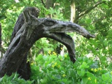 Сказка Гилберта Кийта Честертона «Дракон, играющий в прятки».