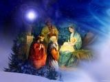 Рождественский концерт(младшая группа)